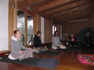 Natur und Yoga
